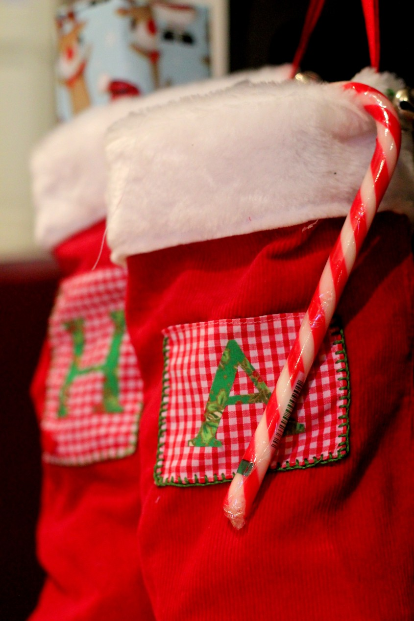 Great Monogrammed Christmas Stockings For Christmas Decor Ideas With Monogram Christmas Stockings