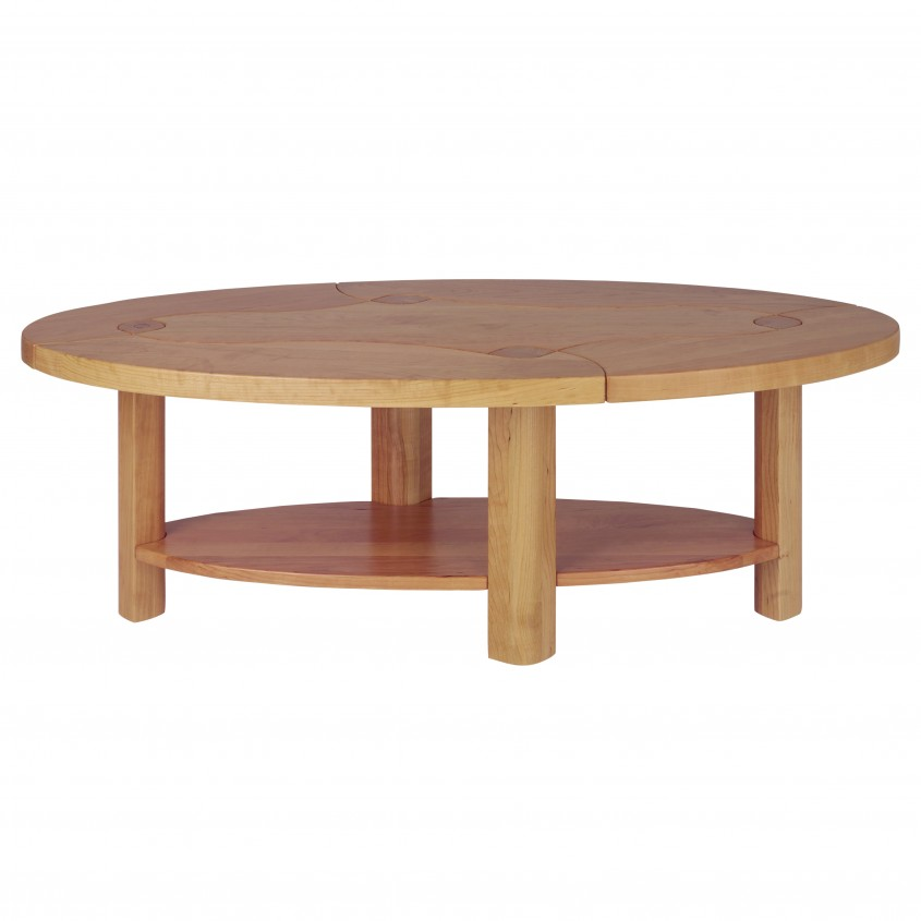 Great Oval Coffee Table For Home Furniture With Oval Wood Coffee Table
