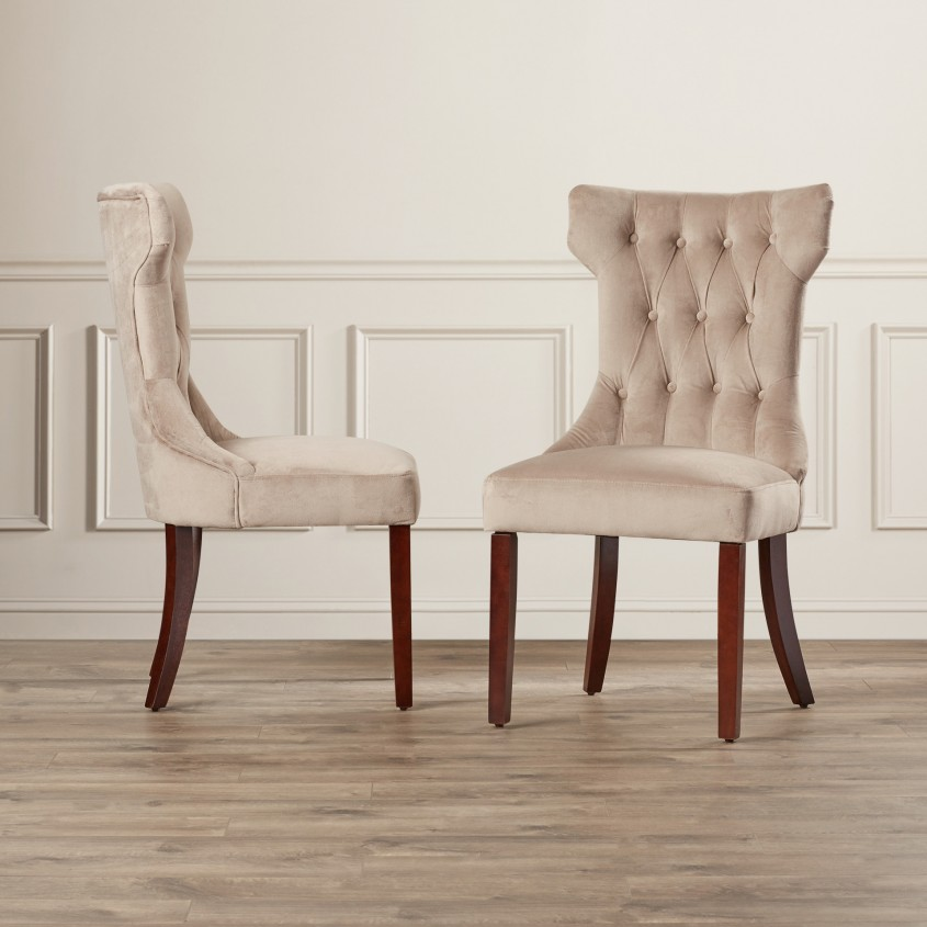 Great Upholstered Dining Chairs For Dining Room With Upholstered Dining Room Chairs