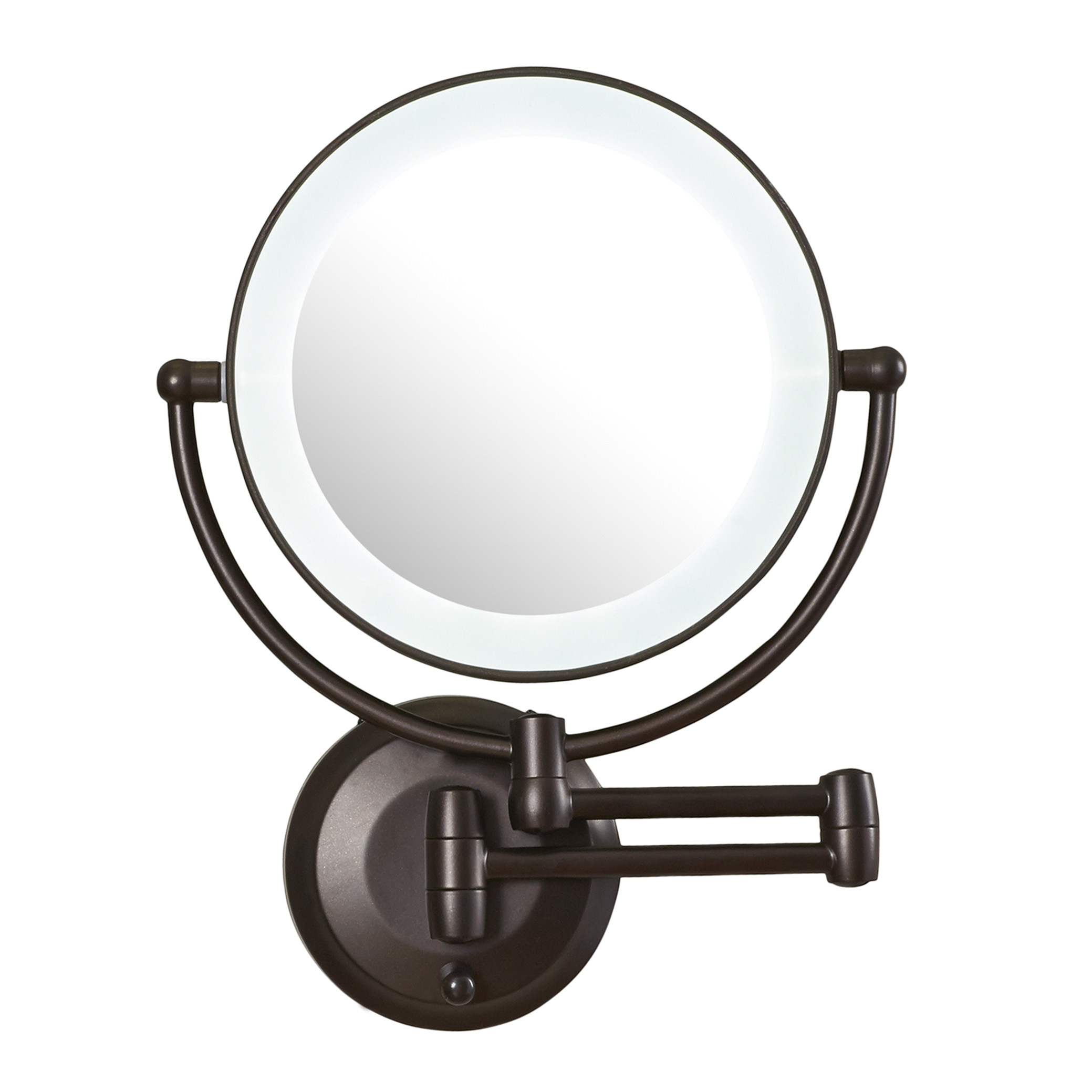 Impressive conair makeup mirror for furniture accessories ideas with conair double-sided lighted makeup mirror