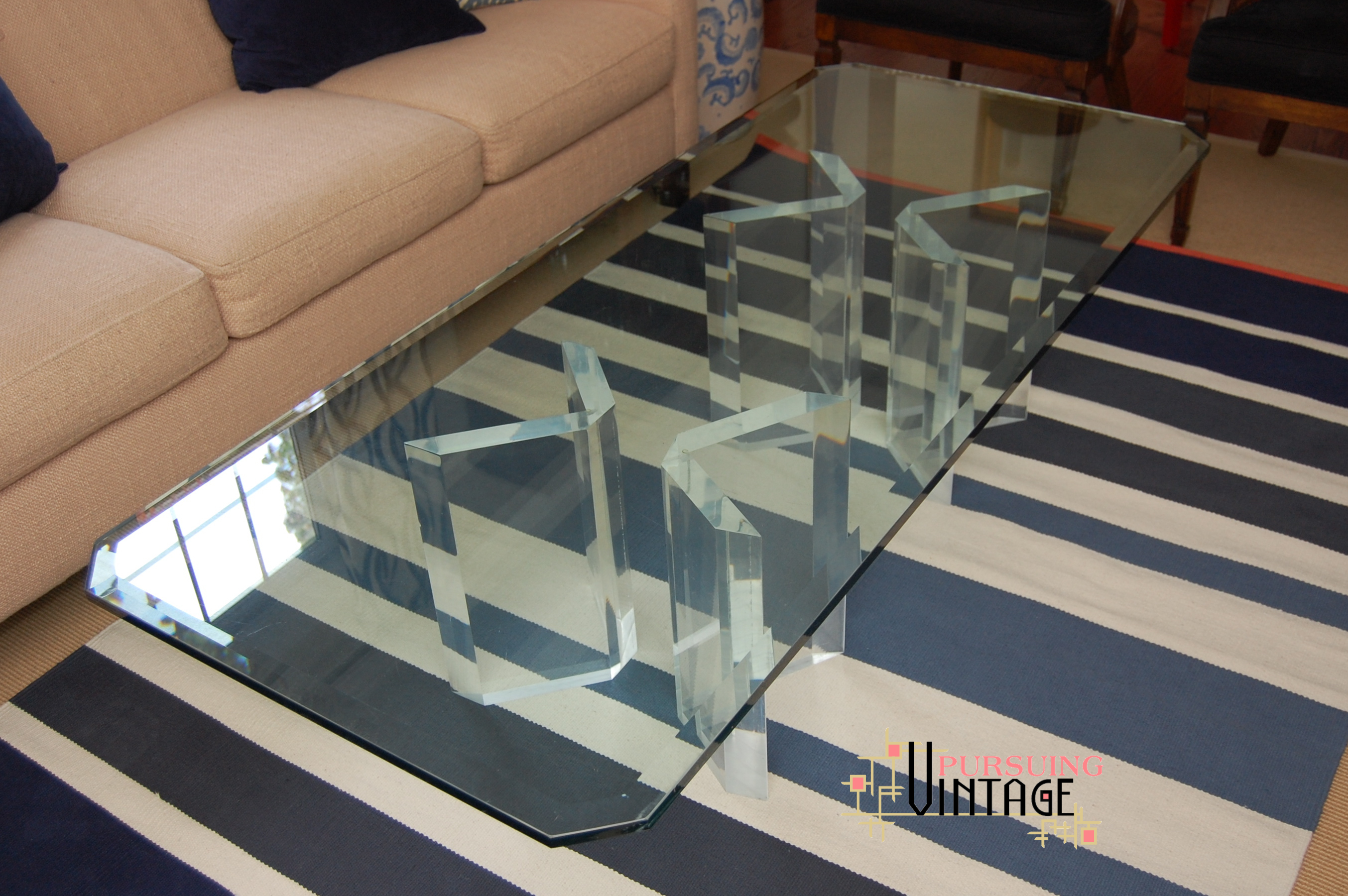 Incredible acrylic coffee table for home furniture with clear acrylic coffee table