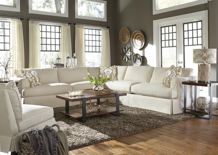 Incredible Couch Covers With Cushions For Sectionals  For Living Room With Furniture Covers For Sectionals