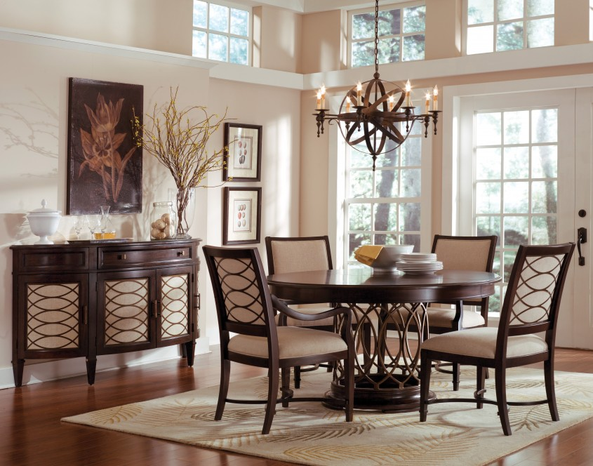 Incredible Formal Dining Room Sets With Buffet And Ceiling Light For Dining Room With Modern Formal Dining Room Sets