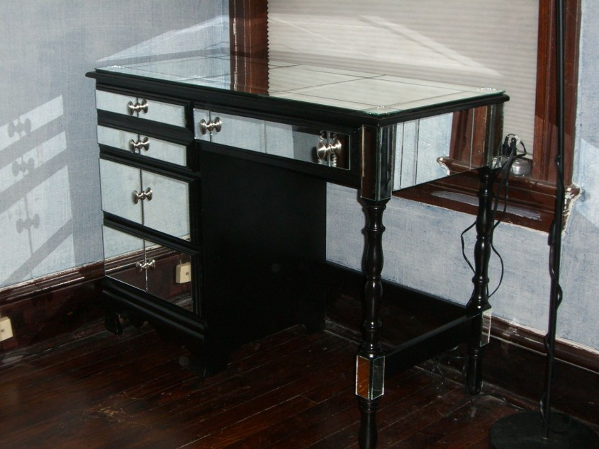 Incredible Mirrored Vanity For Home Furniture And Vanity Mirror With Lights