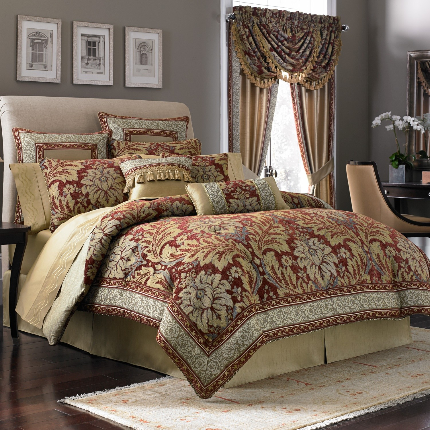 Inspiring California King Bedding For Bedroom Design With California King Bed Frame