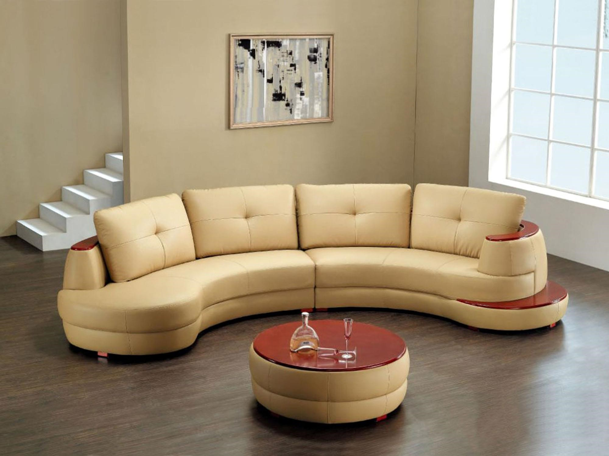 round sectional sofa covers