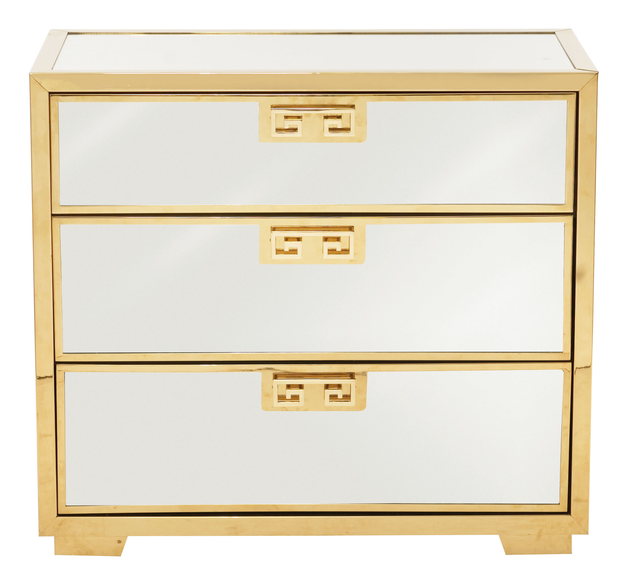 Inspiring mirror nightstand for bedroom furniture with mirrored nightstand