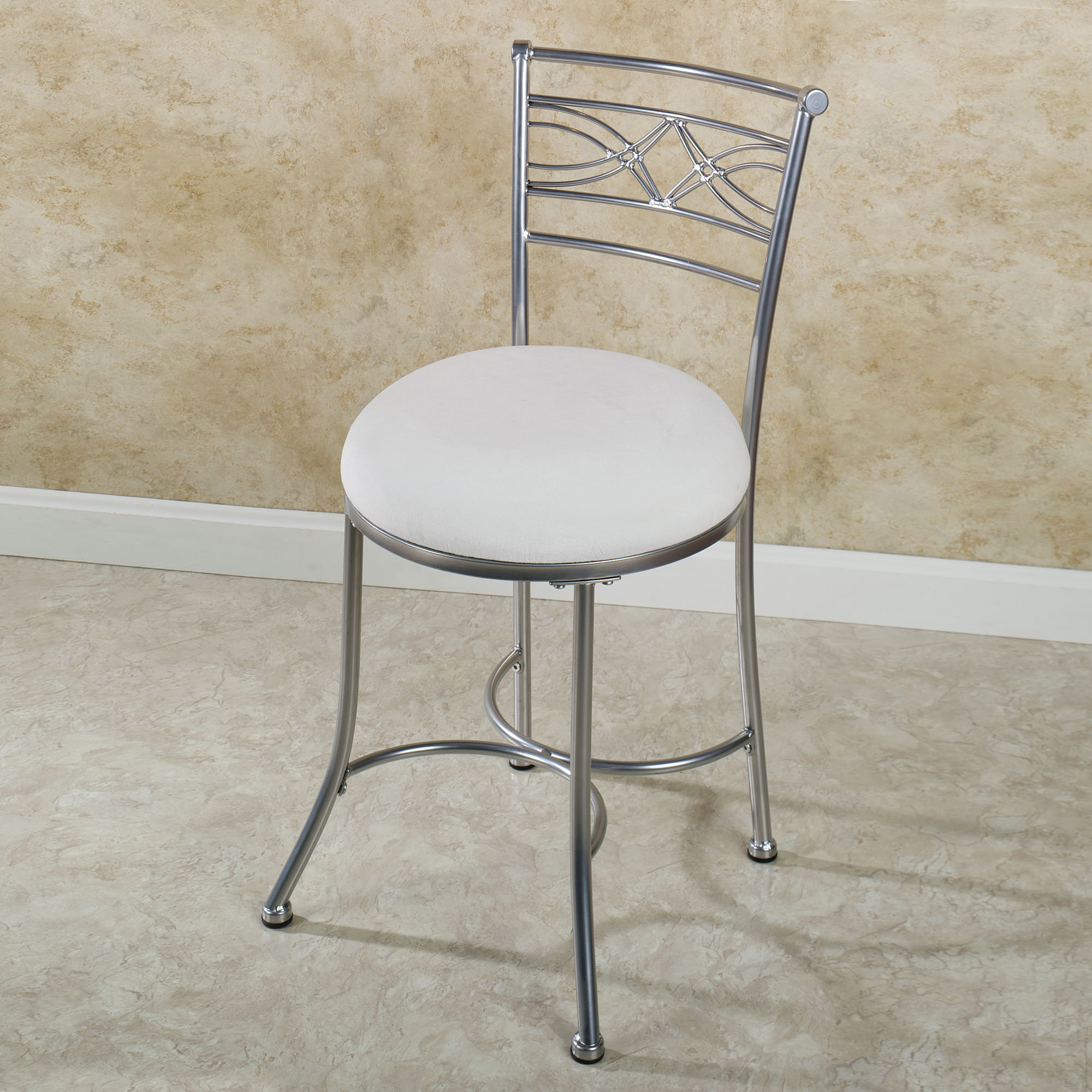 Inspiring vanity stools for home furniture with vanity stool ikea