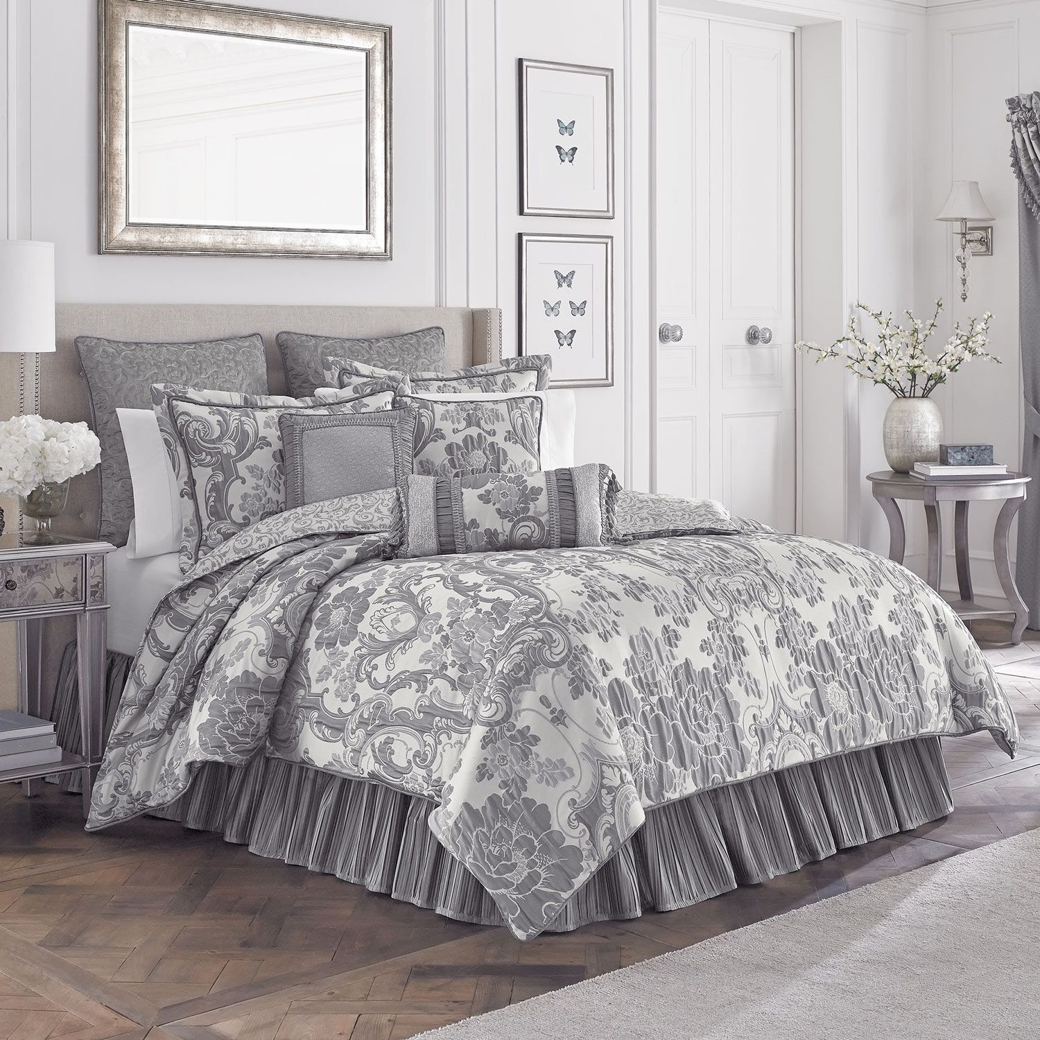 Interesting california king bedding for bedroom design with california king bed frame