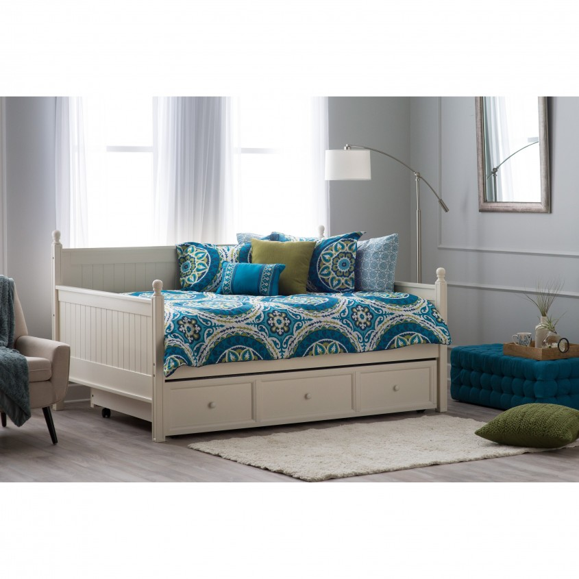 Interesting Daybed With Storage For Small Bedroom Design With Full Size Daybed With Storage