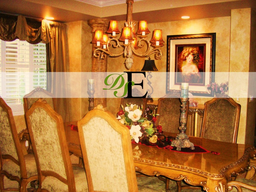 Interesting Formal Dining Room Sets With Buffet And Ceiling Light For Dining Room With Modern Formal Dining Room Sets