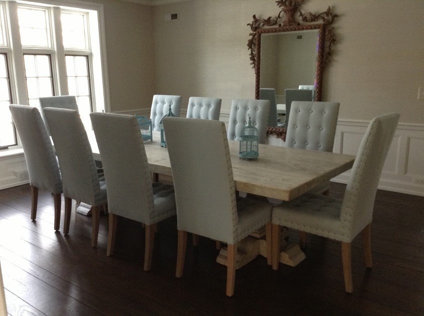 Interesting Upholstered Dining Chairs For Dining Room With Upholstered Dining Room Chairs