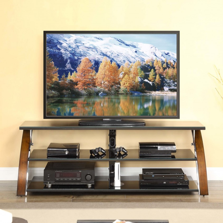 Interesting Whalen Tv Stand For Home Furniture Design With Whalen 3 In 1 Tv Stand