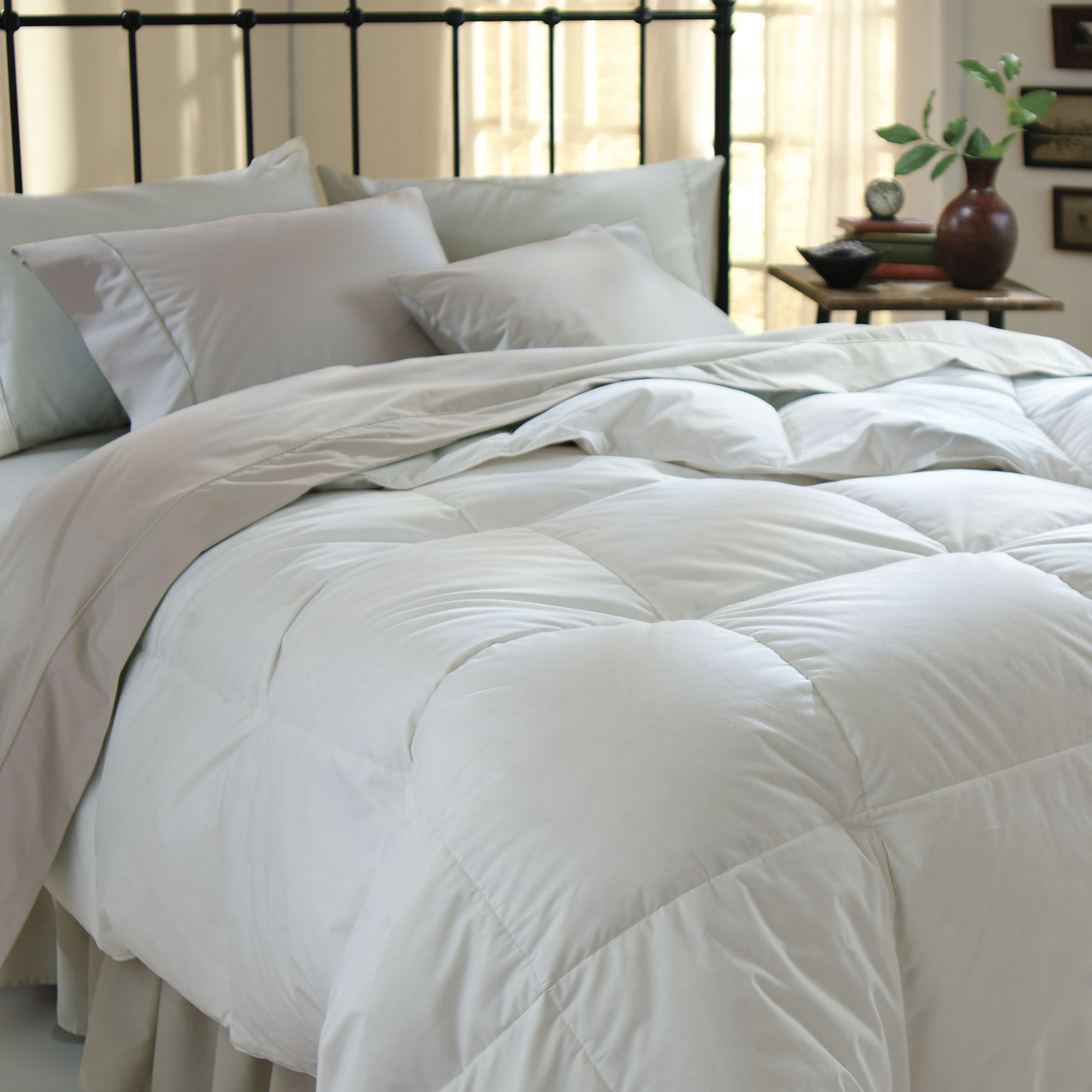 Interesting white comforter sets for charming bedroom ideas with white comforter sets queen