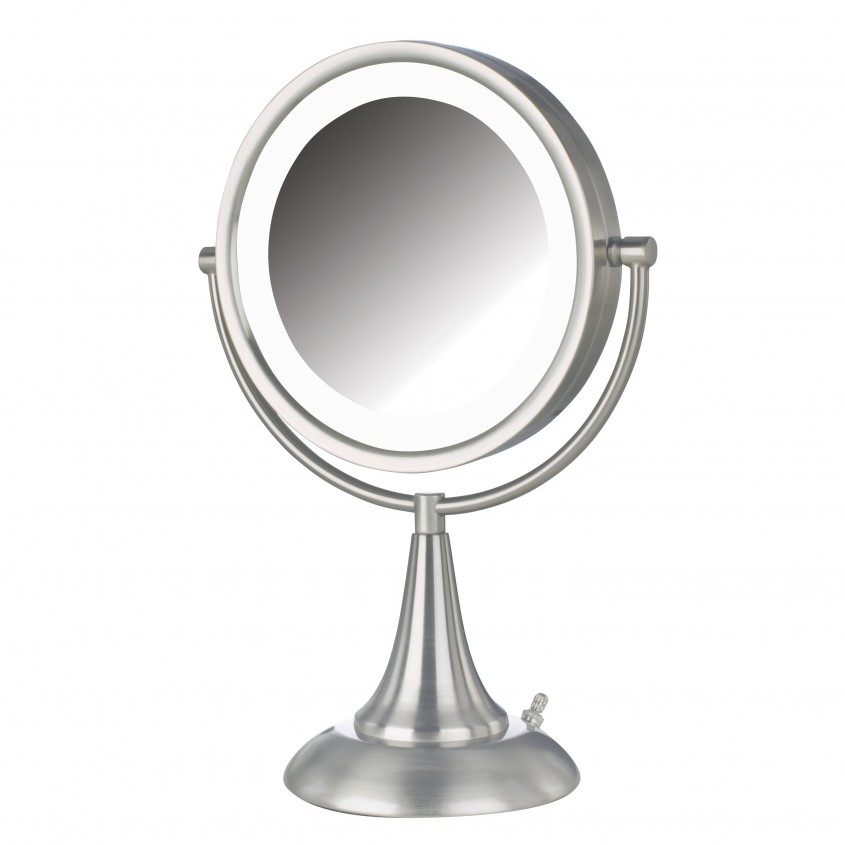 Lovely Conair Makeup Mirror For Furniture Accessories Ideas With Conair Double Sided Lighted Makeup Mirror