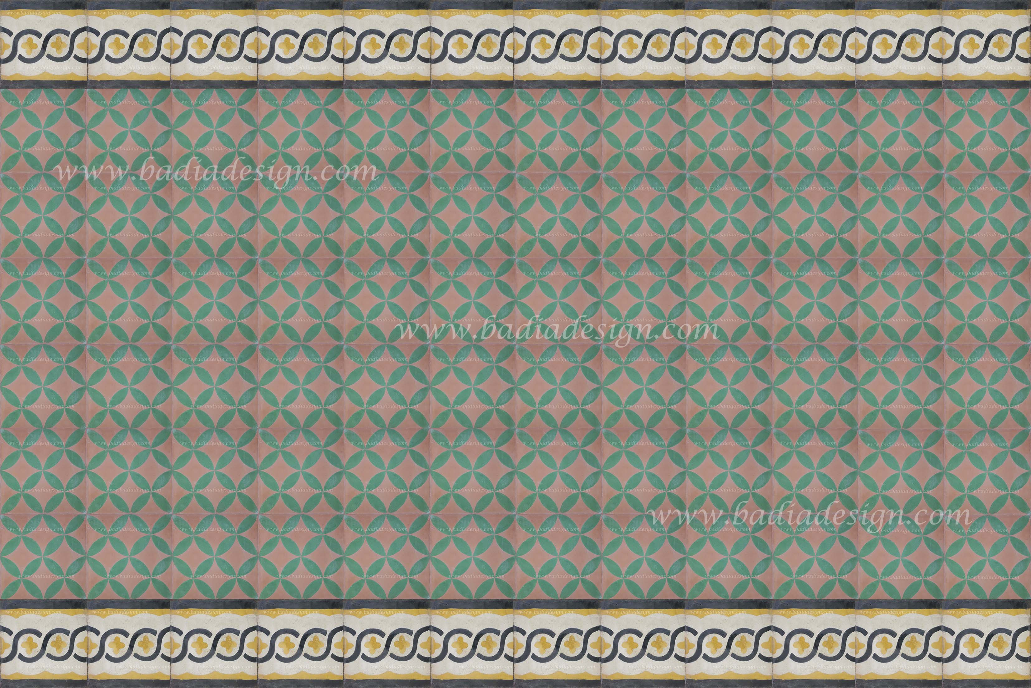 Magnificent moroccan tile for floor decor ideas with moroccan tile backsplash