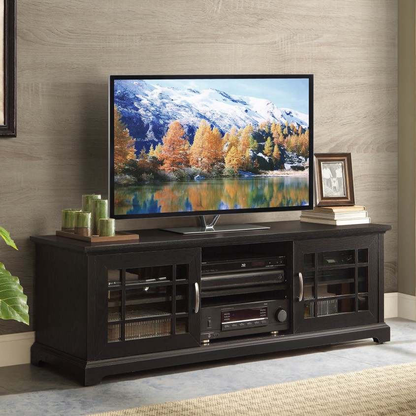 Magnificent Whalen Tv Stand For Home Furniture Design With Whalen 3 In 1 Tv Stand