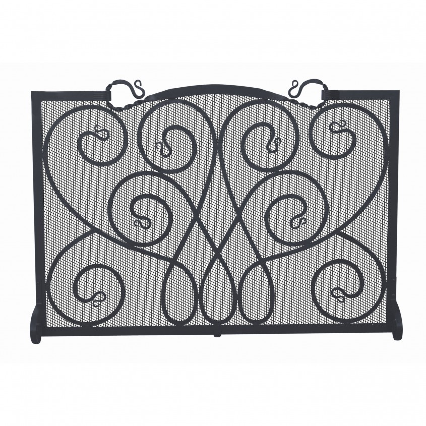 Marvellous Fireplace Screen For Home Furniture With Decorative Fireplace Screens