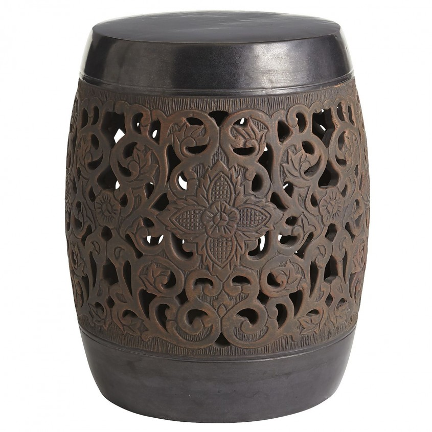 Marvellous Garden Stool For Decorating Interior Ideas With Ceramic Garden Stool