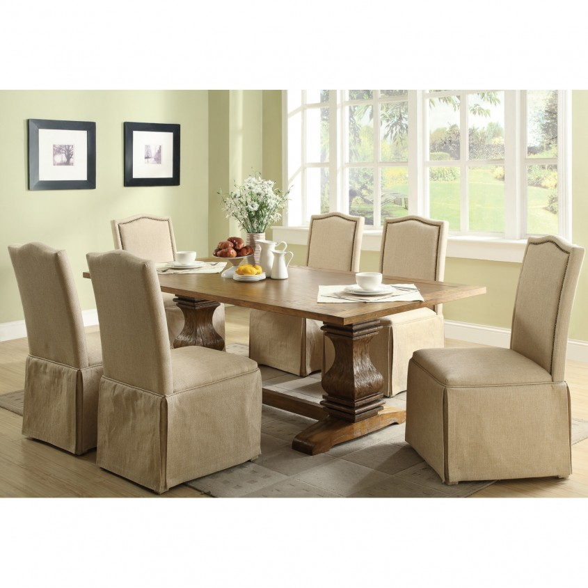 Marvellous Parson Chair Slipcover For Kitchen And Dining Room With Parsons Chair Slipcovers
