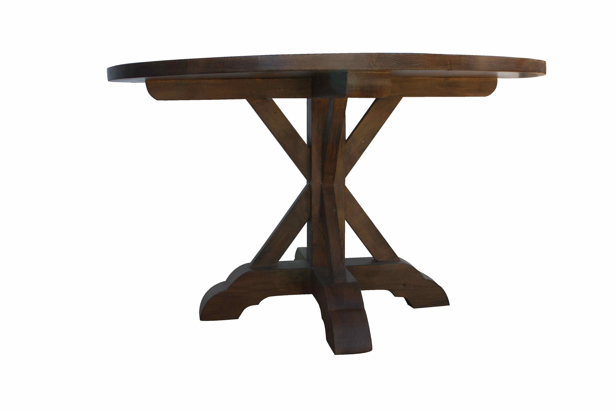 Marvellous pedestal dining table for dining room with round pedestal dining table