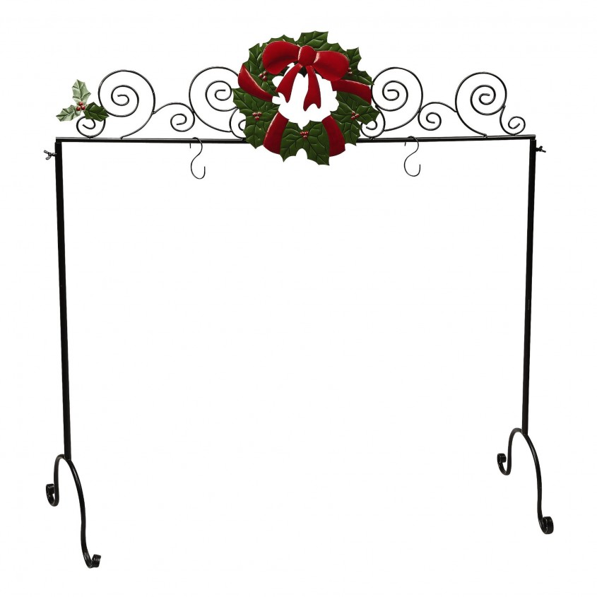 Marvellous Stocking Holder For Interior Decor Ideas With Christmas Stocking Holders