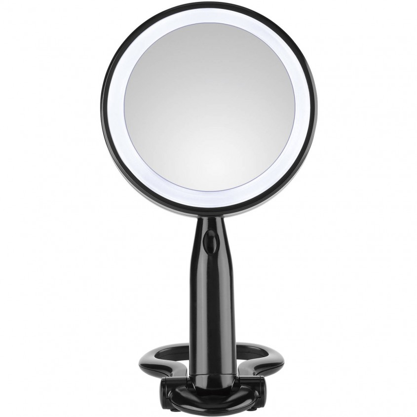 Miraculous Conair Makeup Mirror For Furniture Accessories Ideas With Conair Double Sided Lighted Makeup Mirror
