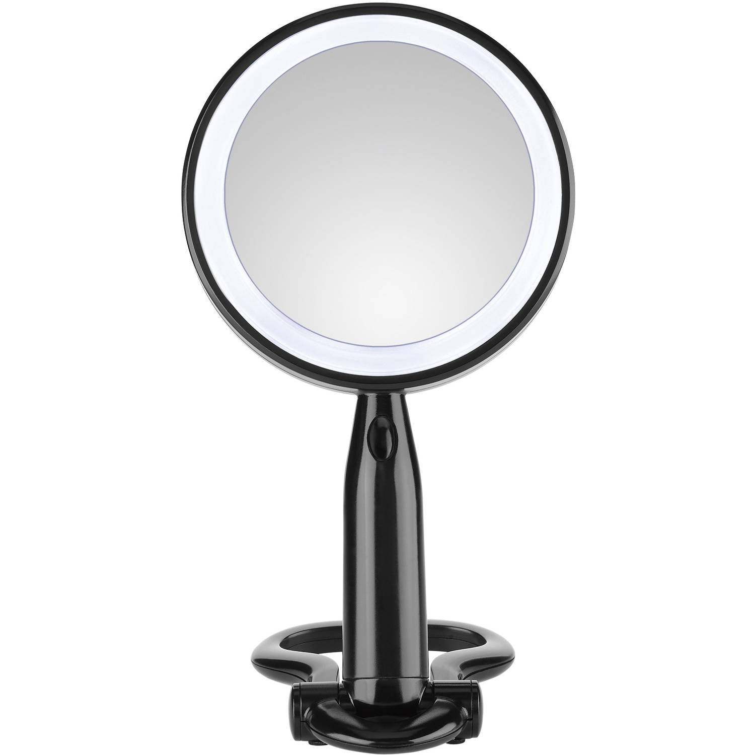 Miraculous conair makeup mirror for furniture accessories ideas with conair double-sided lighted makeup mirror