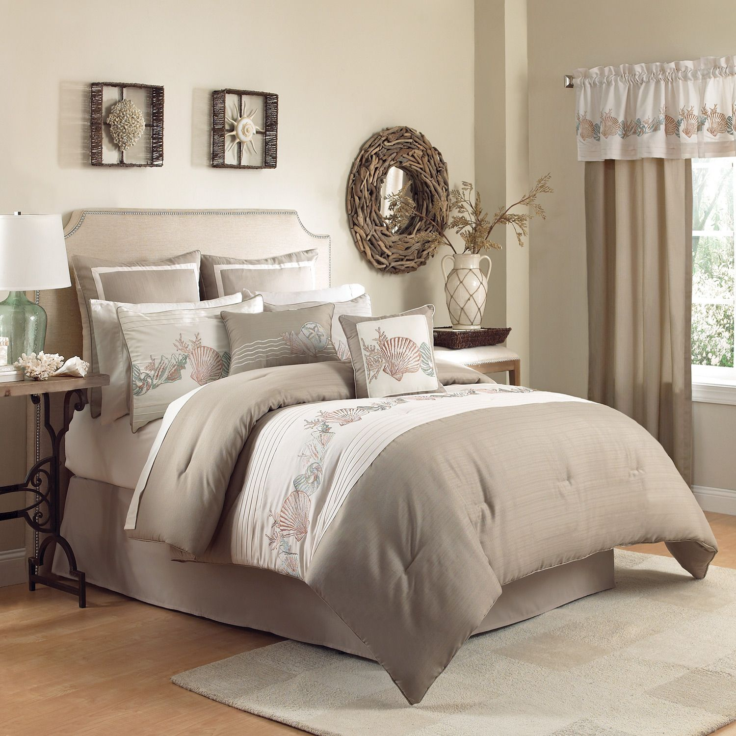Nice california king bedding for bedroom design with california king bed frame