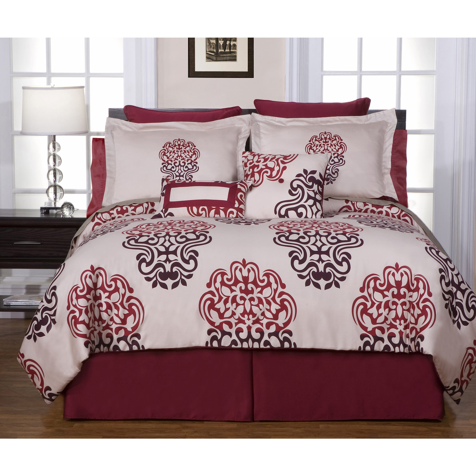 Outstanding california king bedding for bedroom design with california king bed frame