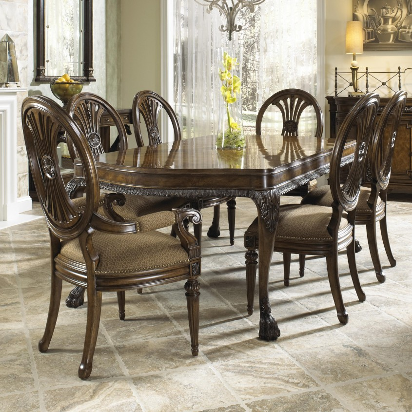 Pretty Formal Dining Room Sets With Buffet And Ceiling Light For Dining Room With Modern Formal Dining Room Sets