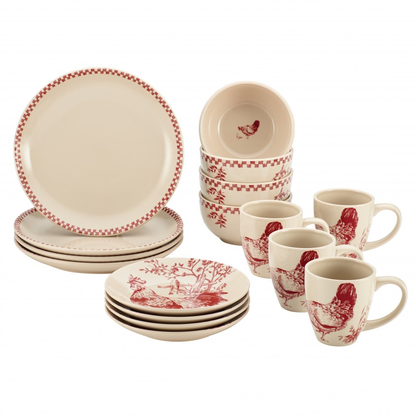Simple Stoneware Dinnerware For Kitchen And Dining Sets With Stoneware Dinnerware Sets