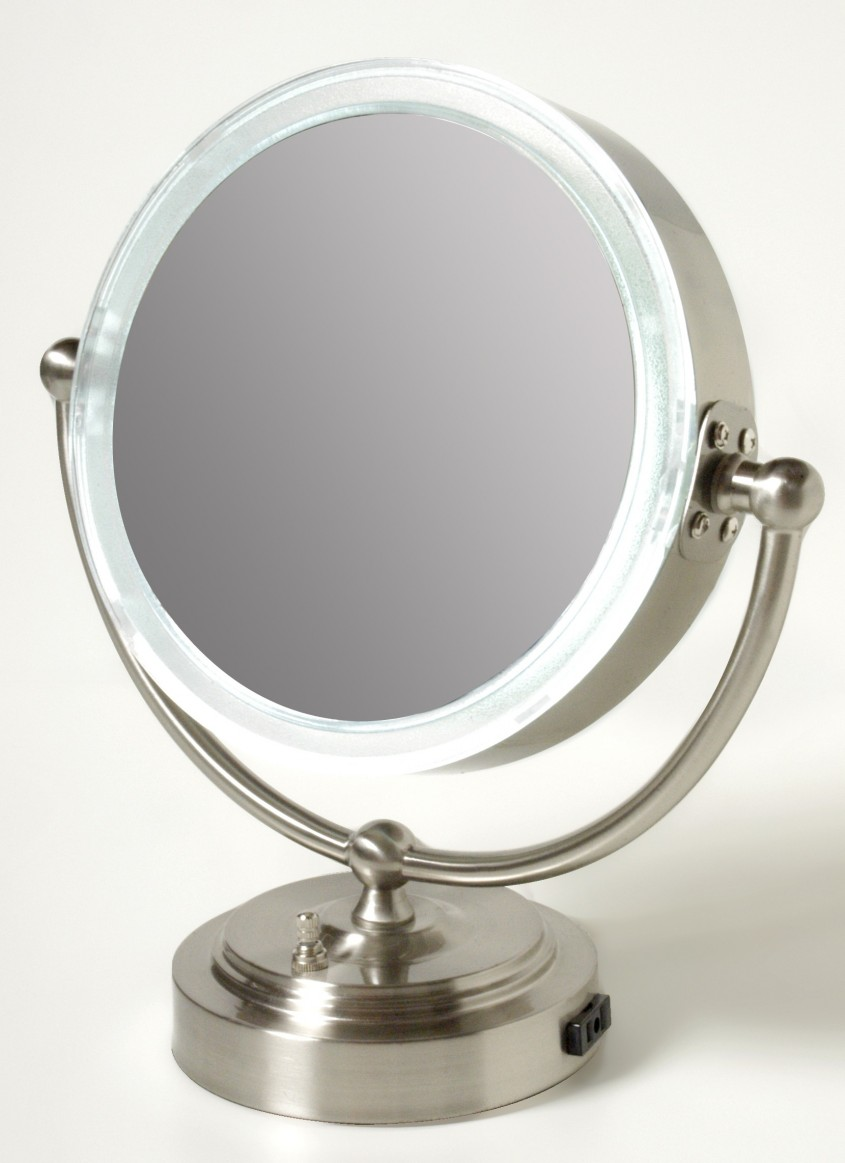 Stylish Conair Makeup Mirror For Furniture Accessories Ideas With Conair Double Sided Lighted Makeup Mirror