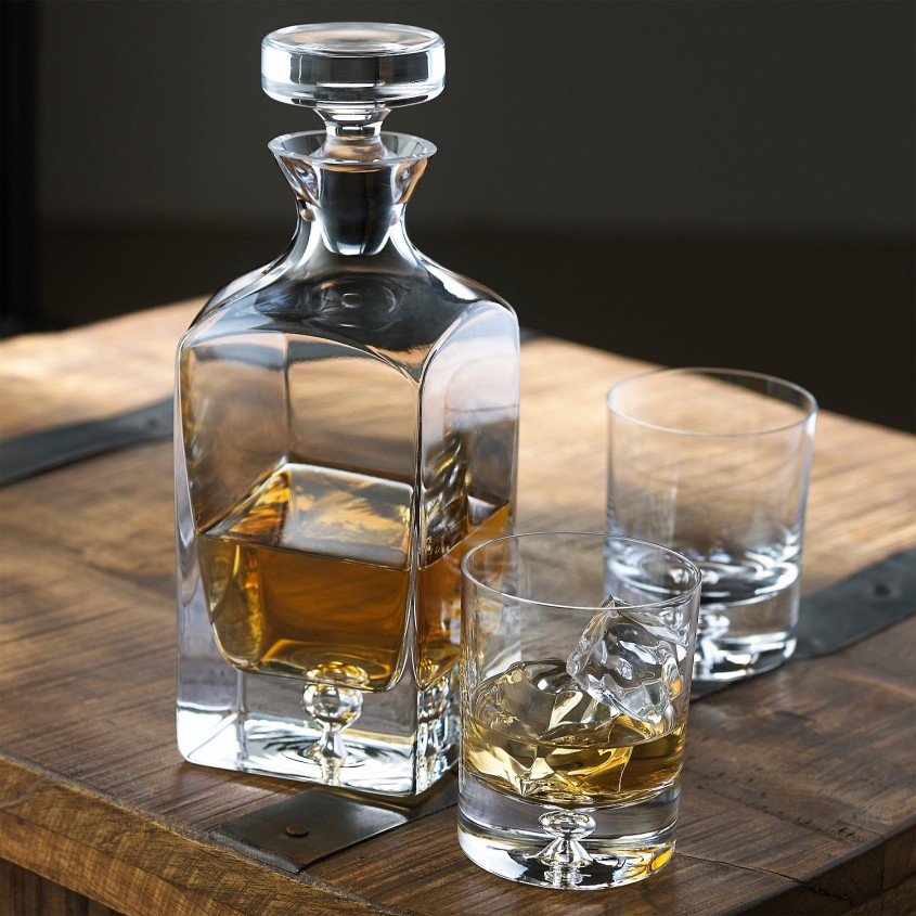 Amazing Decanter Set For Dining Sets Ideas With Crystal Decanter Set