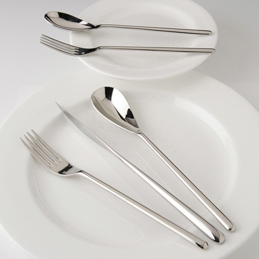 Amazing Fortessa Flatware For Kitchen And Dining Sets With Fortessa Silverware