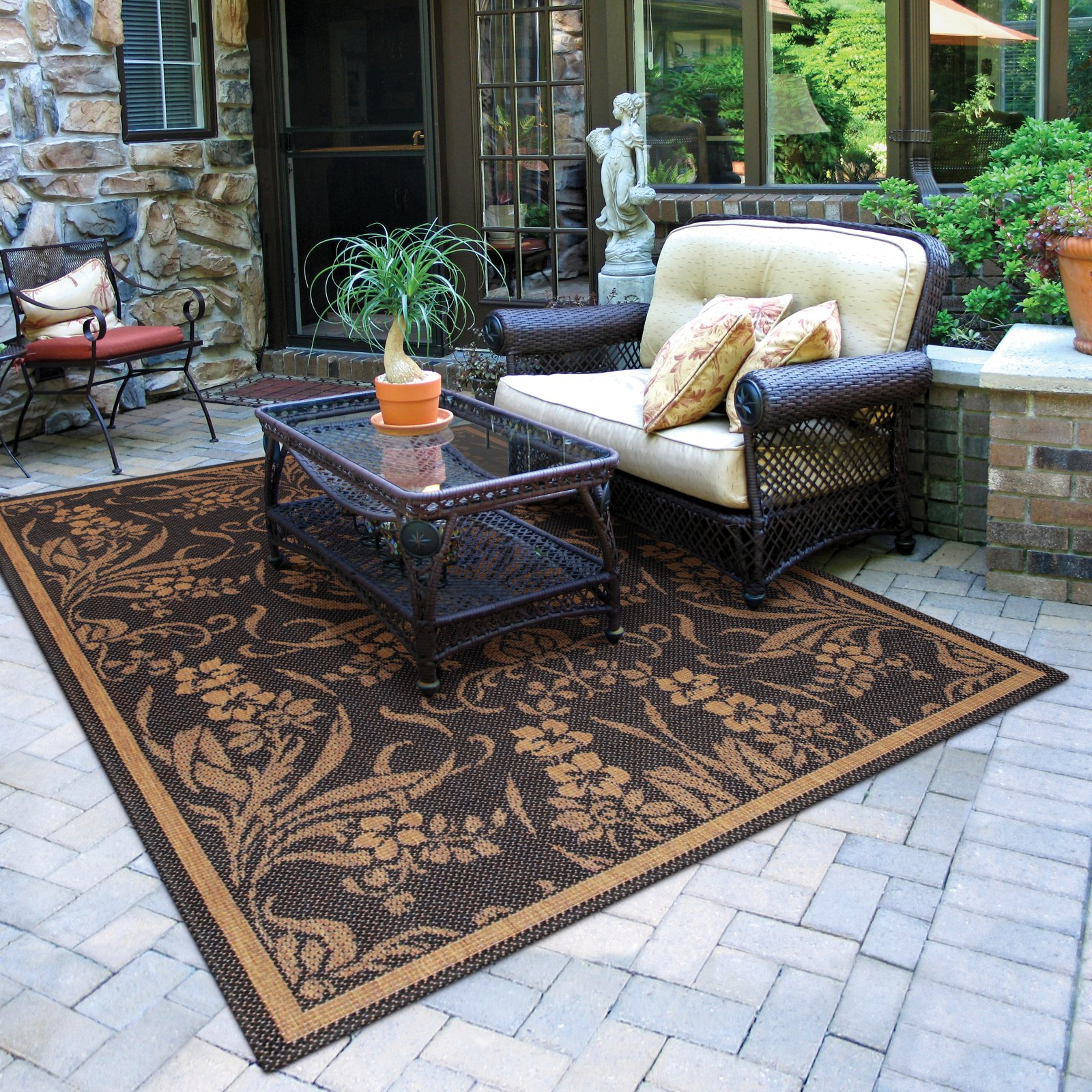 Exterior Siding Attractive Indoor Outdoor Carpet For Home Decor