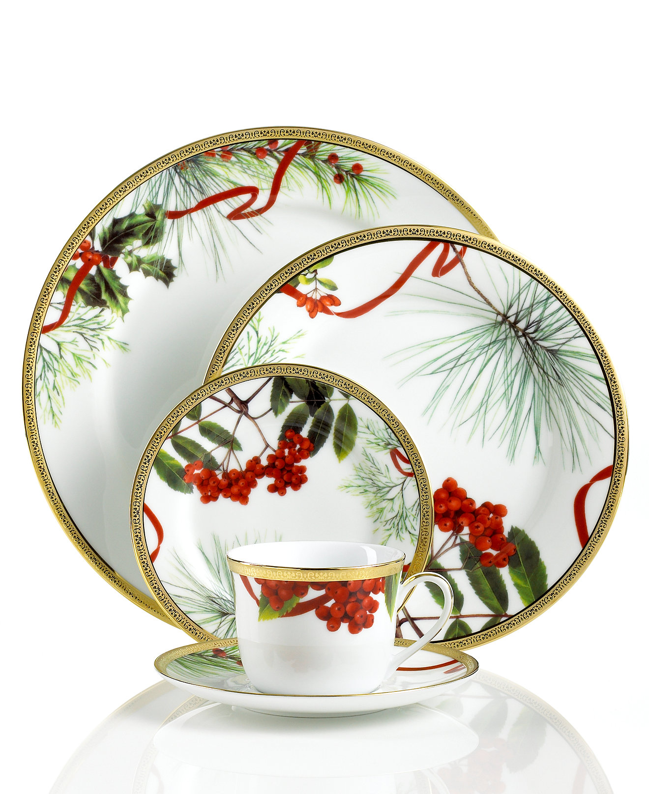 Attractive christmas dinnerware for christmas decorating ideas with christmas dinnerware sets clearance