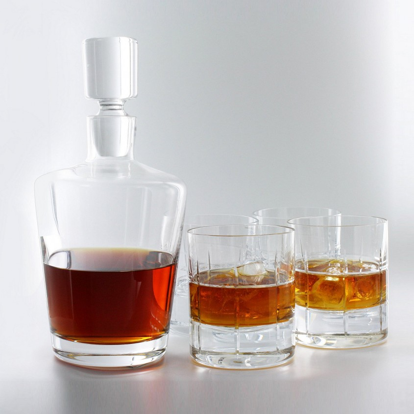 Attractive Decanter Set For Dining Sets Ideas With Crystal Decanter Set