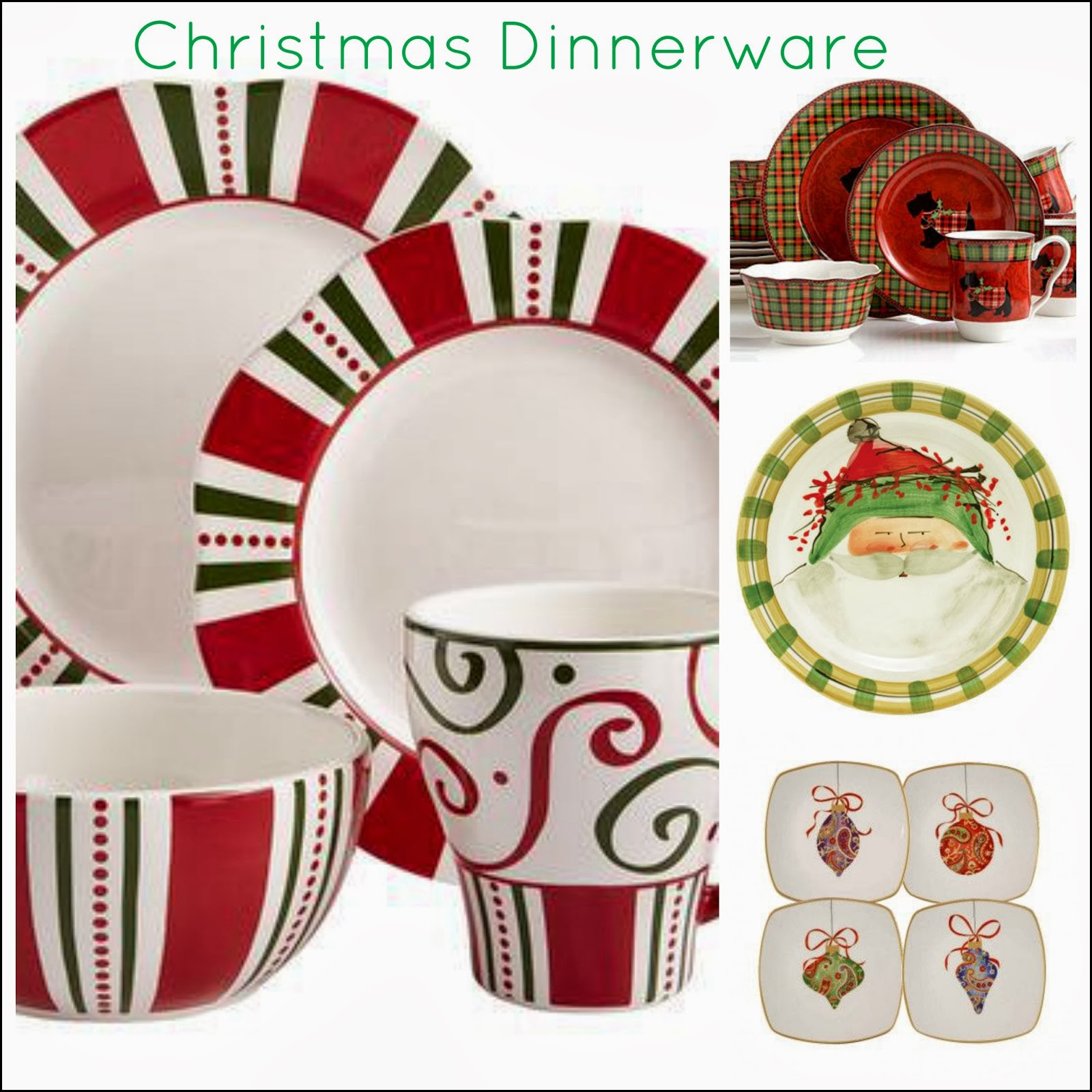 Awesome christmas dinnerware for christmas decorating ideas with christmas dinnerware sets clearance