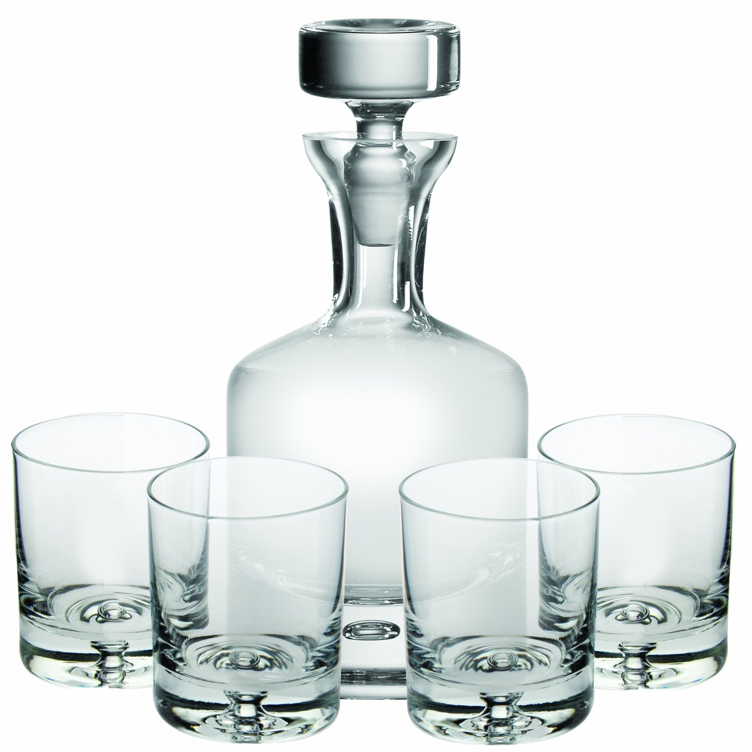 Awesome decanter set for dining sets ideas with crystal decanter set