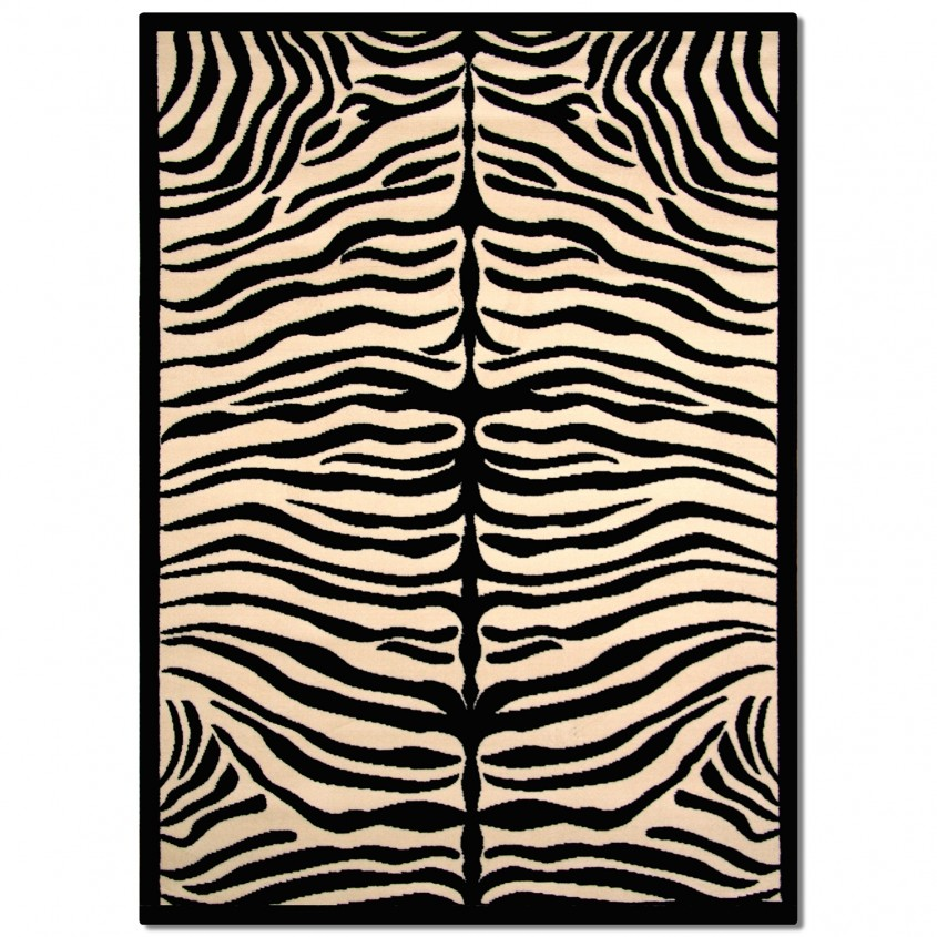 Awesome Zebra Rug For Floorings And Rugs Ideas With Zebra Skin Rug