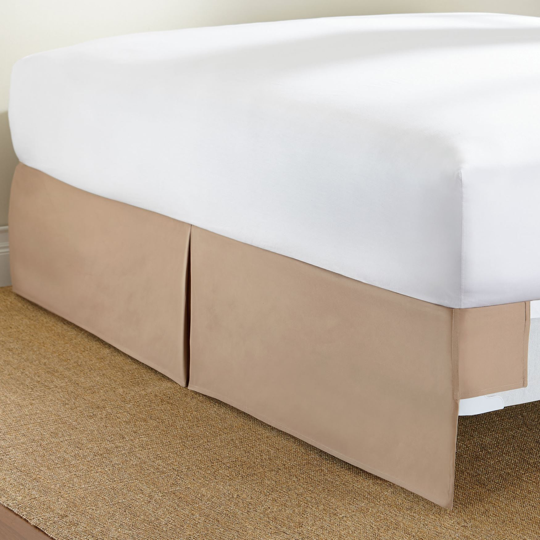 Beautiful Bedskirts For Bedroom With Daybed Bedskirt