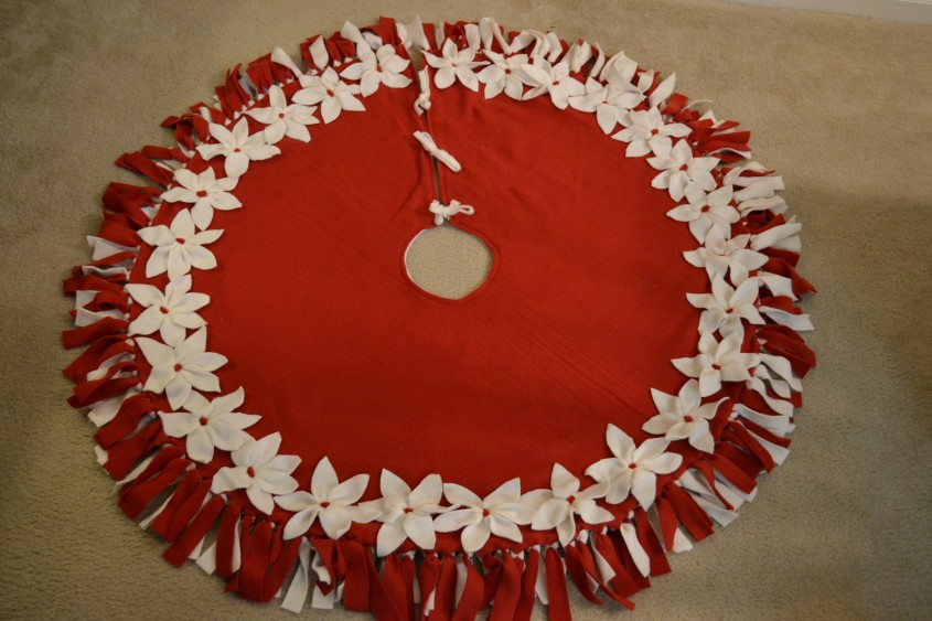 Beautiful Christmas Tree Skirts For Christmas Ideas With Christmas Tree Skirt Pattern