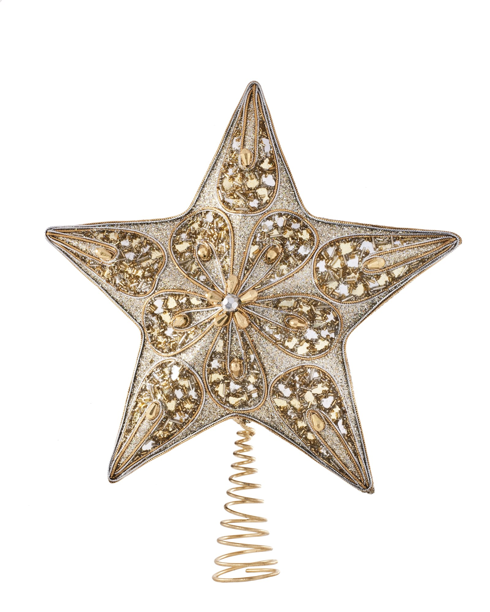 Beautiful christmas tree topper for christmas decor ideas with unique christmas tree toppers
