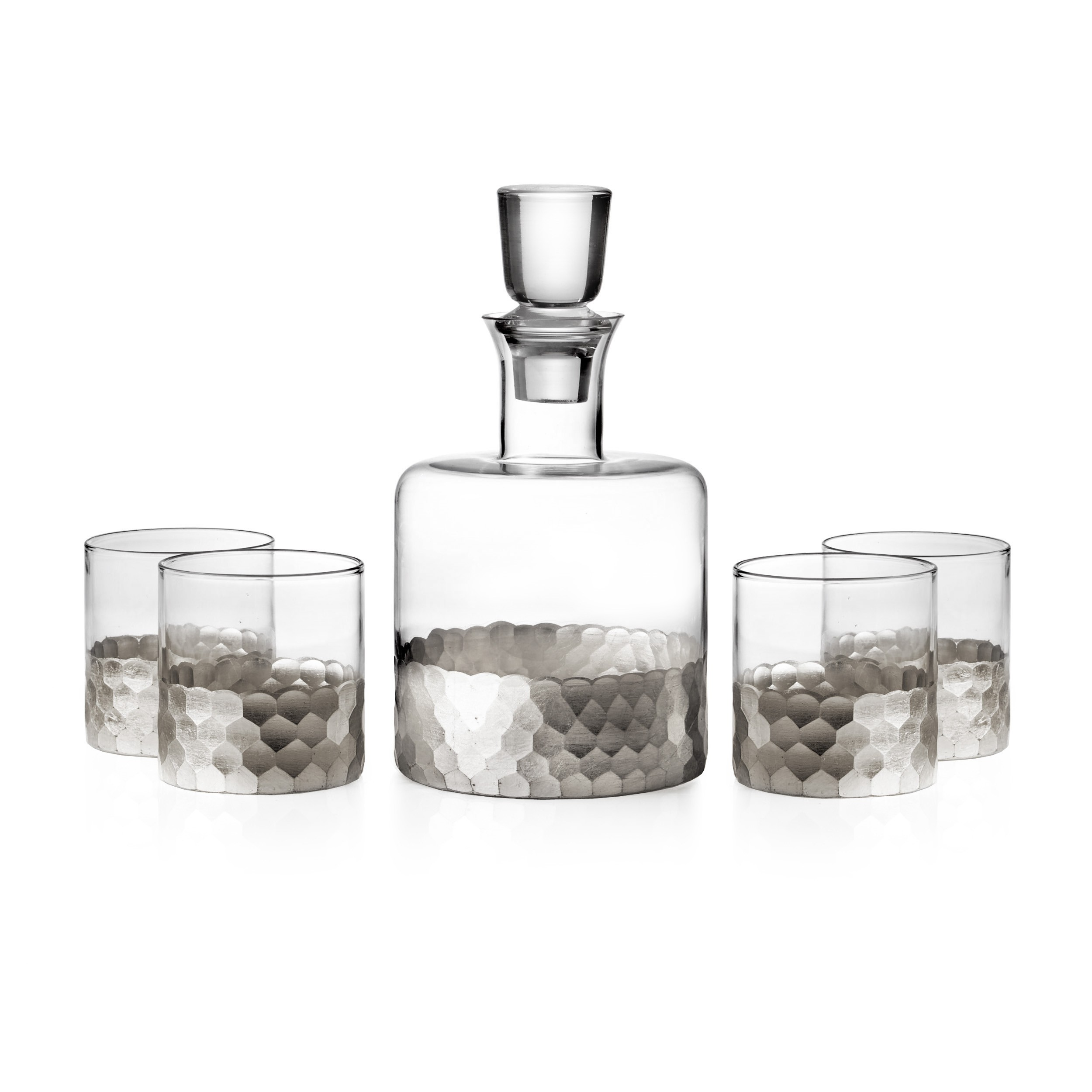 Beautiful decanter set for dining sets ideas with crystal decanter set