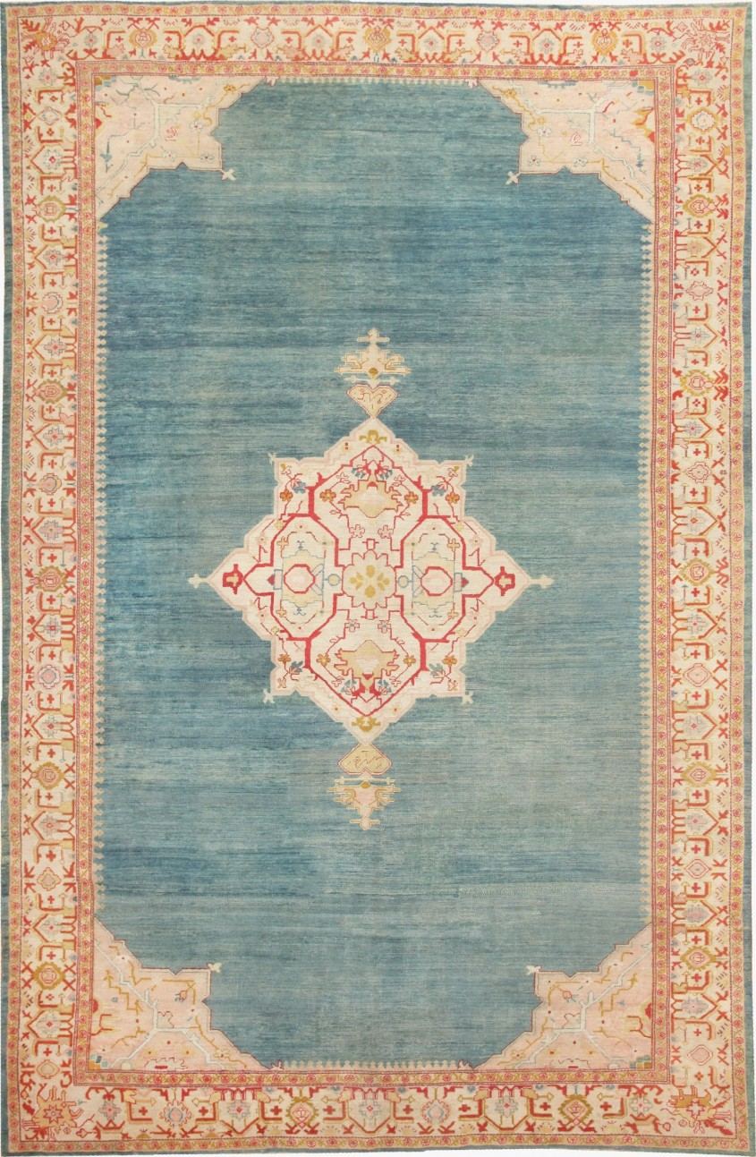 Beautiful Oushak Rugs For Floorings And Rugs Ideas With Antique Oushak Rugs