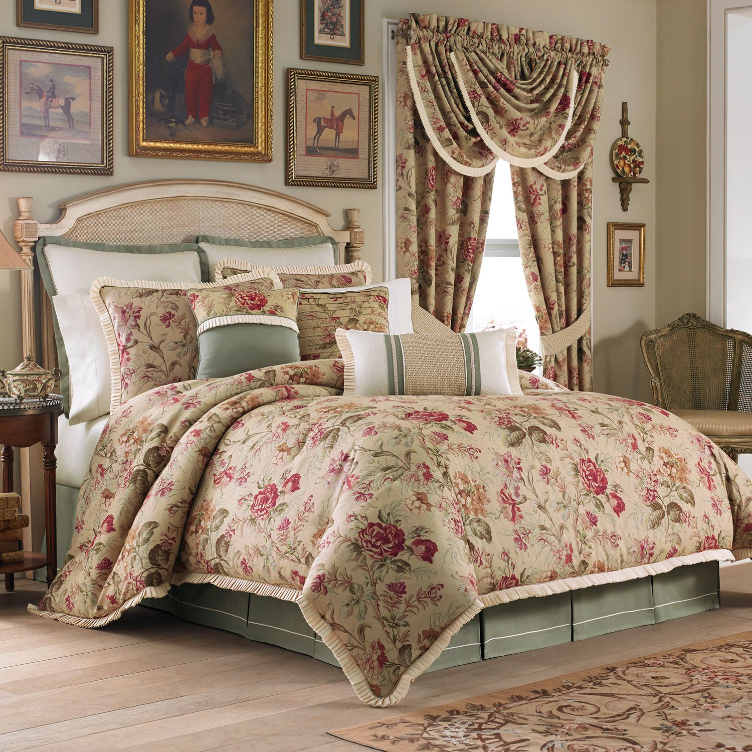 Beautiful queen size comforter sets for bedroom design with cheap queen size comforter sets