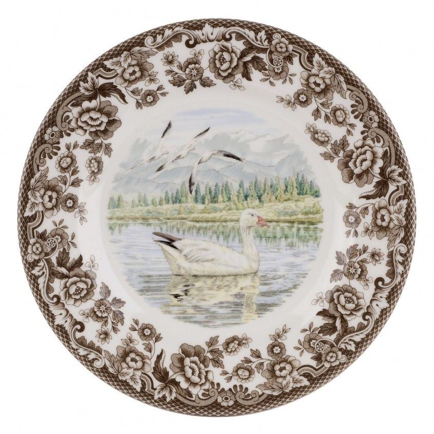 Beautiful Spode Woodland For Dining Room With Spode Woodland Dinner Plates