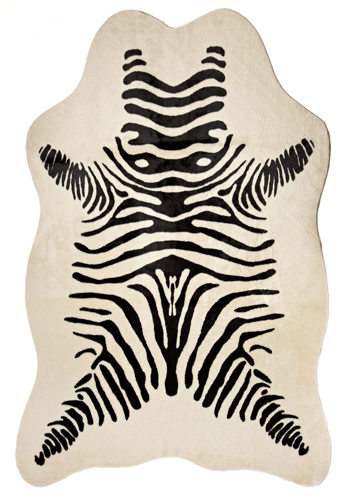 Beautiful zebra rug for floorings and rugs ideas with zebra skin rug