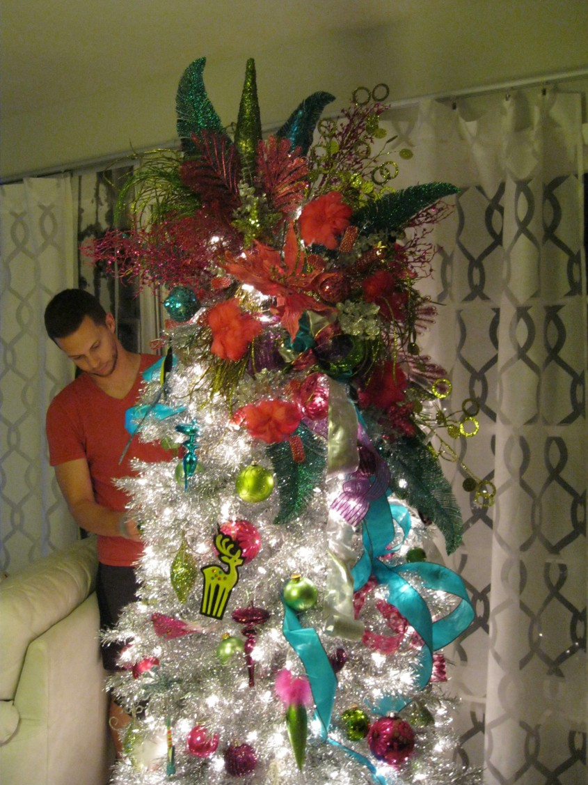 Best Christmas Tree Topper For Christmas Decor Ideas With Unique Christmas Tree Toppers